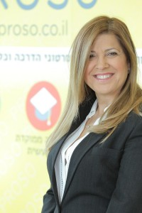 """רות בידרמן, מנכ""""לית Proso"""